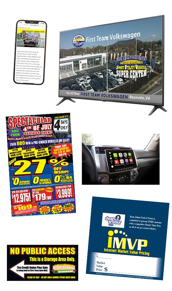traditional advertising graphic epadv