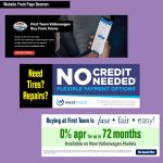 Digital Marketing Web Banners EPADV
